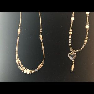 Jewelry - Two nice necklaces
